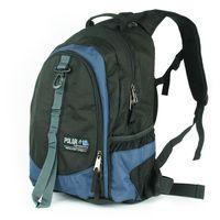 Рюкзак П1248 (41 л; чёрно-синий)