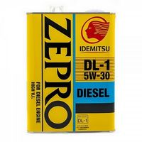 "Масло моторное ""Zepro Diesel DL-1"" 5W-30 (4 л)"