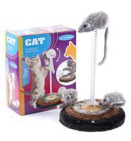 Игровой центр для кошек (14,5х26 см)