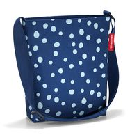 "Сумка ""Shoulderbag S. Spots Navy"""