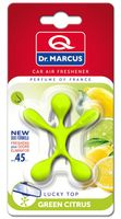 "Ароматизатор ""Dr.Marcus Lucky Top"" (Green Citrus; арт. 26763)"