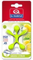 "Ароматизатор ""Dr.Marcus Lucky Top"" (Green Citrus; арт. 26763)"