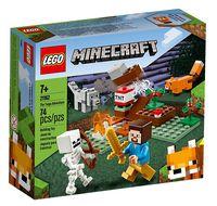 """LEGO Minecraft """"Приключения в тайге"""""""