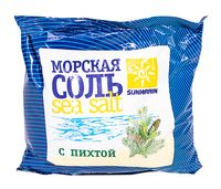 """Соль для ванн """"Морская природная с пихтой"""" (1 кг)"""