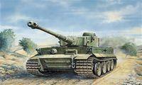 """Тяжелый танк """"Tiger I Ausf. E/H1"""" (масштаб: 1/35)"""