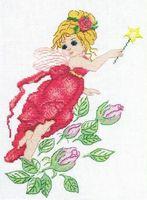 """Набор для вышивания """"Фея роз"""""""