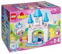 """LEGO Duplo """"Волшебный замок Золушки"""""""