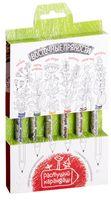 """Набор для выращивания растений """"Растущий карандаш. Восточные пряности"""" (цветные; 6 шт.)"""