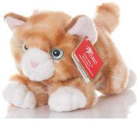 """Мягкая игрушка """"Котенок рыжий"""" (22 см)"""