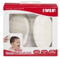 Набор для ухода за волосами детский (расческа, щетка; арт. BF-150А)