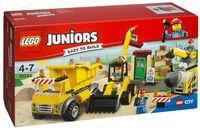 """LEGO Juniors """"Стройплощадка"""""""