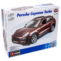 "Модель машины ""Bburago. Kit. Porsche Cayenne Turbo"" (масштаб: 1/24)"