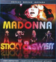 Madonna. Sticky & Sweet Tour (Blu-Ray)