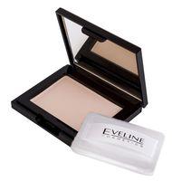 """Компактная пудра для лица """"Eveline Cosmetics"""" (тон: 13, натуральный)"""