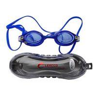 Очки для плавания (-5,5; синие)