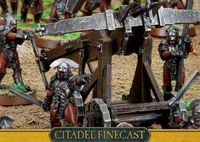 "Набор миниатюр ""LotR/The Hobbit. Finecast: Uruk-Hai Siege Assault Ballista"" (10-40)"