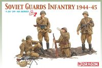 "Набор миниатюр ""Soviet Guards Infantry 1944-1945"" (масштаб: 1/35)"