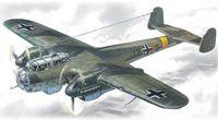 Германский истребитель-разведчик Do-215 В-4 (масштаб: 1/72)