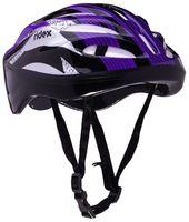 """Шлем защитный """"Cyclone"""" (фиолетовый/чёрный)"""