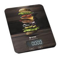 Кухонные весы Vitek VT-2428 BK