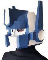 "3D-конструктор ""Маска Оптимус Прайм"""