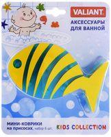 """Набор игрушек для купания """"Рыба полосатая"""" (6 шт.)"""