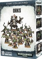 Warhammer 40.000. Orks. Start Collecting (70-50)