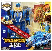 "Робот-трансформер ""Monkart. Megaroid Leo"""