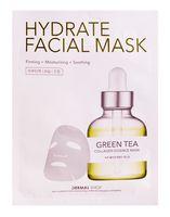 """Тканевая маска для лица """"Green Tea"""" (25 г)"""
