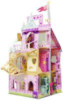 Дворец принцессы. Книжка-игрушка