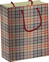 Пакет бумажный подарочный (28х34х9 см; арт. 157-2834-PBg)