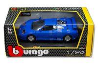 "Модель машины ""Bburago. Bugatti EB 110"" (масштаб: 1/24)"
