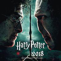 "Календарь настенный ""Гарри Поттер и Дары Смерти"" (2018)"