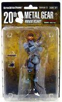 """Фигурка """"Metal Gear Solid 2 - Snake"""" (16 см)"""