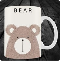 "Кружка ""Bear"" (art.4)"
