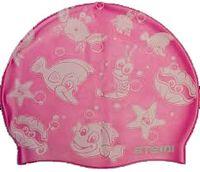 Шапочка для плавания PSC309 (розовая)