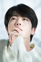 "Открытка ""BTS. Jin"" (арт. 3110)"