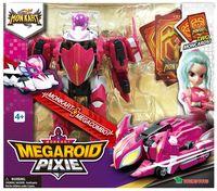 """Робот-трансформер """"Monkart. Megaroid Pixie"""""""