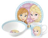 "Набор для завтрака ""Frozen Sisters"" (3 предмета)"