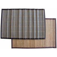 Набор подставок сервировочных бамбуковых (4 шт.; 450х300 мм)