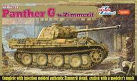 "Средний танк ""Panther G w/Zimmerit"" (масштаб: 1/35)"