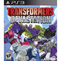 Transformers: Devastation (PS3)