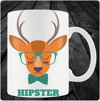 """Кружка """"Hipster"""" (art. 9)"""