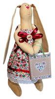 """Набор для шитья из ткани """"Кукла. Зайка Агата"""""""