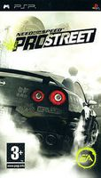 Need for Speed ProStreet (Essentials) (PSP)