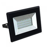 Прожектор светодиодный V-TAC VT-4031 30 W, 2550 LM, 6500 K (черный)