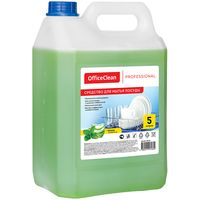 """Средство для мытья посуды """"Алоэ и зеленый чай"""" (5 л)"""