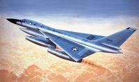 """Бомбардировщик """"B-58 Hustler"""" (масштаб: 1/72)"""