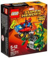 "LEGO Super Heroes ""Человек-паук против Скорпиона"""