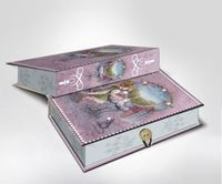 """Подарочная коробка """"Волшебное чаепитие"""" S (18х12х5 см; арт. 42360)"""